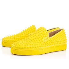christian louboutin roller boat flat suede sun christian