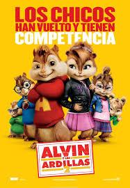 ver alvin y las ardillas 2