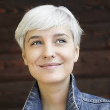 hairstyles for young women with gray hair gray hair on young ladies photos aol image search results