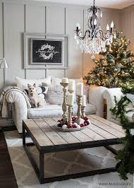 christmas home decor ideas pinterest most breathtaking christmas living room decorating ideas and