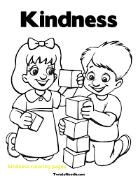 coloring pages on kindness kindness coloring pages with kindness coloring pages wkwedding co