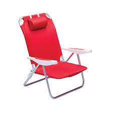 Beach Patio Picnic Time Red Monaco Beach Patio Chair 790 00 100 000 0 The