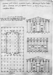 royal courts of justice floor plan pliny the elder architectural drawings and built monuments