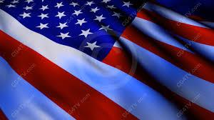 United Staes Flag Usa Flag Animation