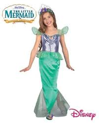 Mermaid Halloween Costume Kids 69 Ariel Fashionista Images Disney Cruise Plan