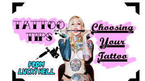 tattoo design trial run how to try on a tattoo before you ink it choosing your tattoo tattoo tips from lucky hell youtube