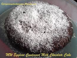 priya u0027s versatile recipes microwave eggless condensed milk