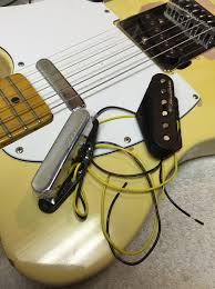 rewiring a telecaster with a four way switch bottles