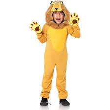 leg avenue madagascar alex the lion child halloween costume
