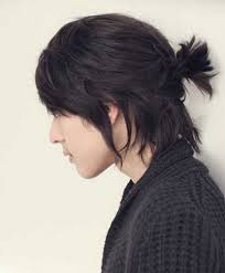 asian long hairstyles men asian men with long this style is