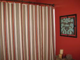 Red Polka Dot Curtains Red And Brown Polka Dot Shower Curtain U2022 Shower Curtain Ideas