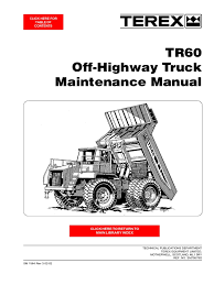 tr60 maintenance manual pdf fuel injection welding