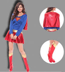 Halloween Costumes Supergirl Supergirl Costume Women Halloween Costumes Super Hero