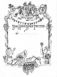 vintage invitation templates free weddings pinterest