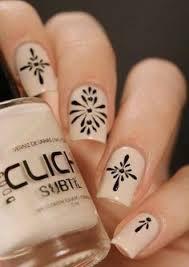 diy black fingernail designs swirl black nail designs cute cali