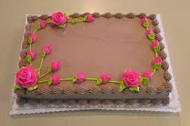 whimsicle flowers chocolate cake all buttercream full