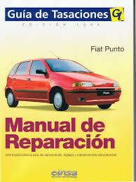 manual de reparación fiat punto mk1 1993 1999