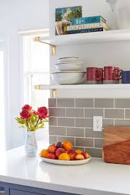 end of kitchen cabinet ideas 51 small kitchen design ideas that make the most of a tiny