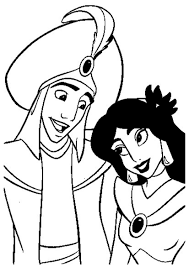 disney cartoon characters coloring pages part 18