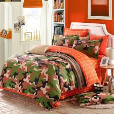 Camo Comforter King Burnt Orange Comforter Blue And Orange Comforter Sets Burnt