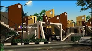 flat roof 2 bhk tamilnadu home design in 1250 sqft by ns architec