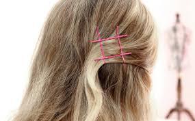Einfache Frisuren by Einfache Frisuren Mit Bobby Pins Perfecthair Ch