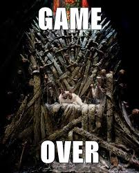 Game Over Meme - game over grumpy cat know your meme