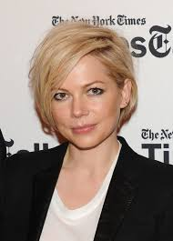 how to grow out layered women s hair into bob michelle williams s grown out pixie long sides hair trends and