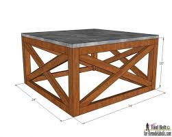 Make Outdoor End Table by Best 25 Outdoor Coffee Tables Ideas On Pinterest Industrial