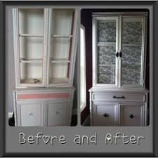 Curio Cabinet Diy Dresser Turned Into Curio Cabinet The Door Is An Old Window