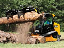 tracked skid steer track loaders jcb 300t jcb pinterest