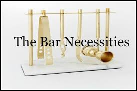 home necessities the bar necessities everything you need for the perfect at home bar