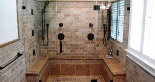 Bathroom Floor Plan Ideas Shower Inspirational Master Bath Walk In Shower Plans Acceptable