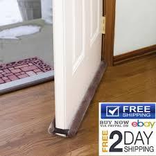 Laminate Flooring Ebay Under Door Weather Stripping Bottom Threshold Gap Double Block