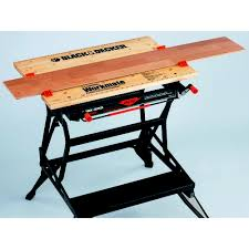 Black And Decker Firestorm Table Saw Black Decker Workmate Portable Folding Work Support With Vise At