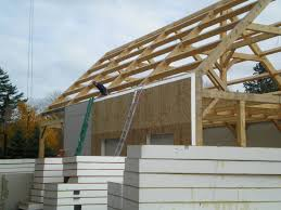 Sip Panel Homes by Timber Frame Construction