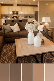 best 25 brown living room furniture ideas on pinterest brown living room amazing color schemes for small living rooms with furniture sofa sets wood table beside lampshade on nightstand front kitchen cabinet with