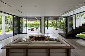 open plan house thao dien house open plan with living walls ricardocabral info
