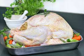 how to cook a frozen turkey thanksgiving