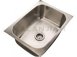 Sink Single Bowel GRACE PLAIN Satin X Nirali Buy Sink - Nirali kitchen sinks