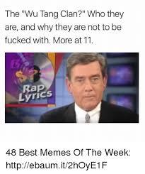 Wu Tang Meme - 25 best memes about wu tang wu tang memes