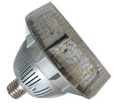 Gas Station Canopy Light Bulbs 150 watt high output led retrofit bulb w up light leds for high