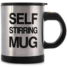aliexpress com buy self stirring coffee cup mugs double