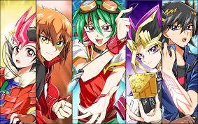 yu gi oh arc v fanart zerochan anime image board