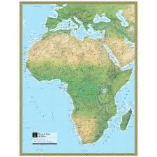 africa map atlas africa physical atlas maps