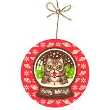 christmas ornament snow globe u2013 bub store