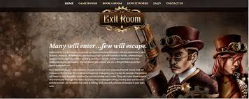 the exit room kc u2013 website design seo managed it services kansas