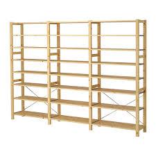 ivar ikea ivar 3 sections shelves pine 259x30x179 cm ikea