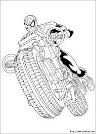 Coloriage Ultimate SpiderMan choisis tes coloriages Ultimate