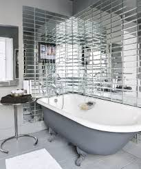 mirror tiles for bathroom walls tile ideas